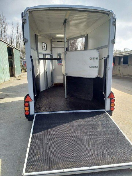 2 Paards Ifor Williams Hb 511  XL